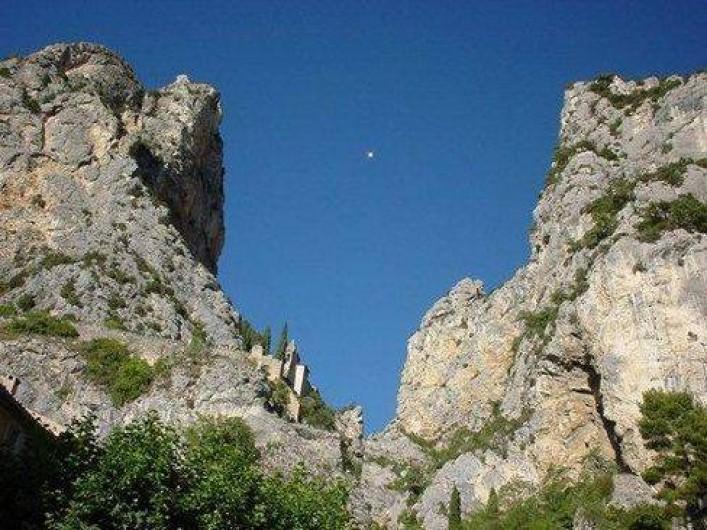 Location de vacances - Maison - Villa à Montferrat - Moustiers