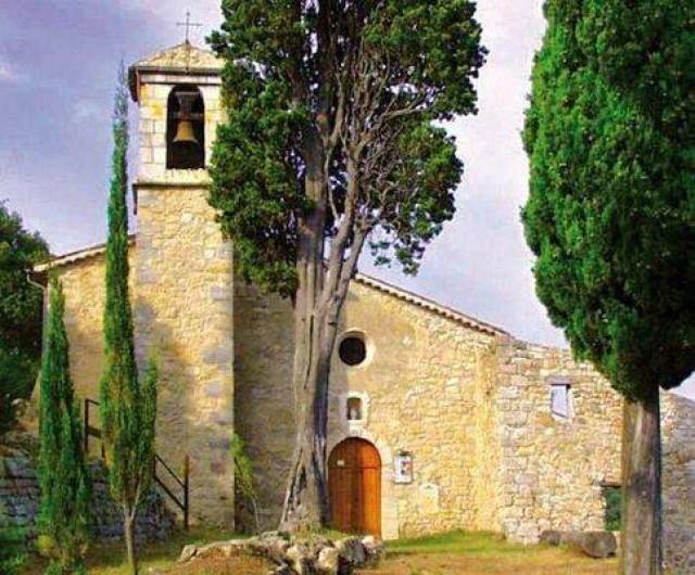 Location de vacances - Maison - Villa à Montferrat - chapelle du V siecle a Montferrat