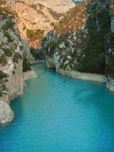 Location de vacances - Maison - Villa à Montferrat - gorges du Verdon Rafting canoe sailing...