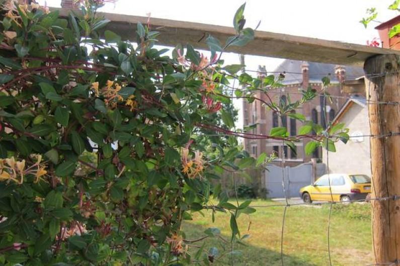 """Location de vacances - Gîte à Pont-Remy - Gîte 6/8 pers.   """"AUX 10 PONTS"""" parking DES FOURMIS"""