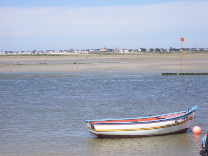 """Location de vacances - Gîte à Pont-Remy - Gîte 6/8 pers.  """" AUX 10 PONTS""""  à 30km  de Saint-Valery  en baie de somme"""