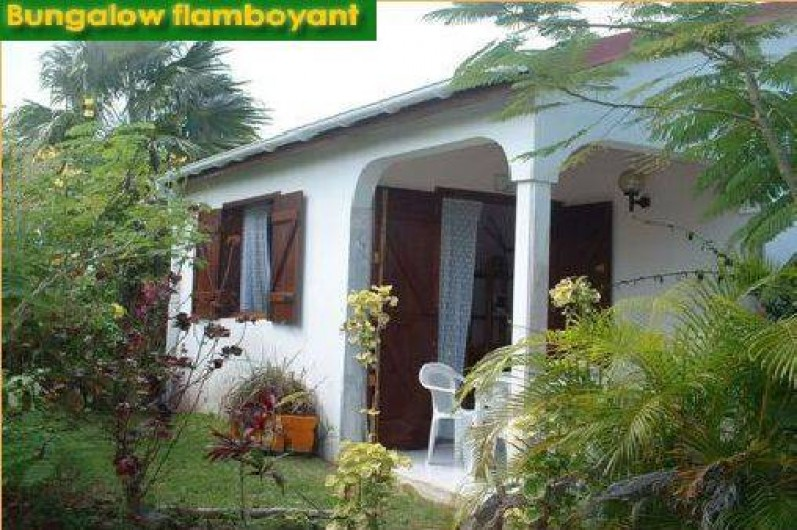 Location de vacances - Bungalow - Mobilhome à Le Gosier