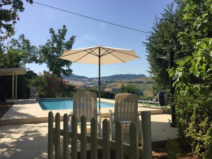 Location de vacances - Villa à Carassai