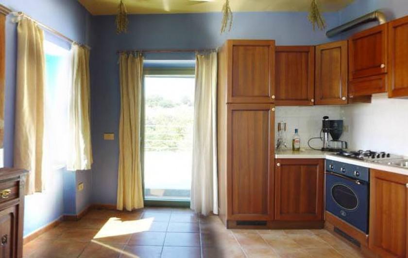 Location de vacances - Villa à Carassai - Etage