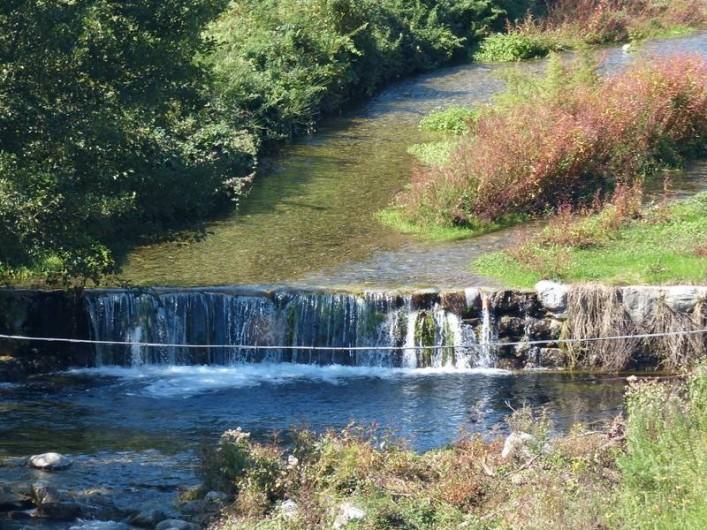 Location de vacances - Gîte à Notre-Dame-de-la-Rouvière - La rivière