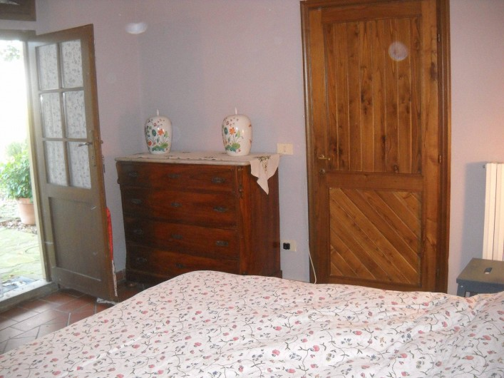 Location de vacances - Appartement à Incisa in Val d'Arno - La chambre blue