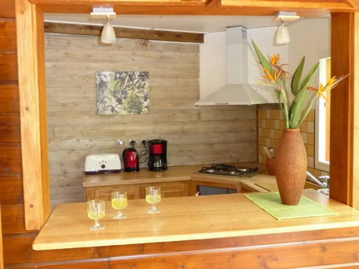 Location de vacances - Chalet à Maniron - letchi