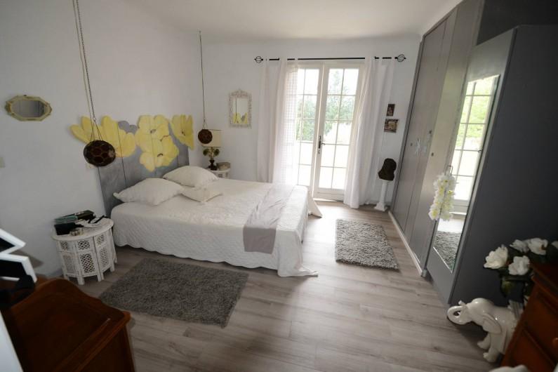 Location de vacances - Villa à Monteux - Chambre 1