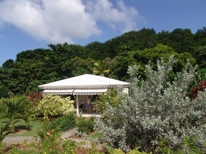 Location de vacances - Bungalow - Mobilhome à Le François - un des bungalows de la Route des épices