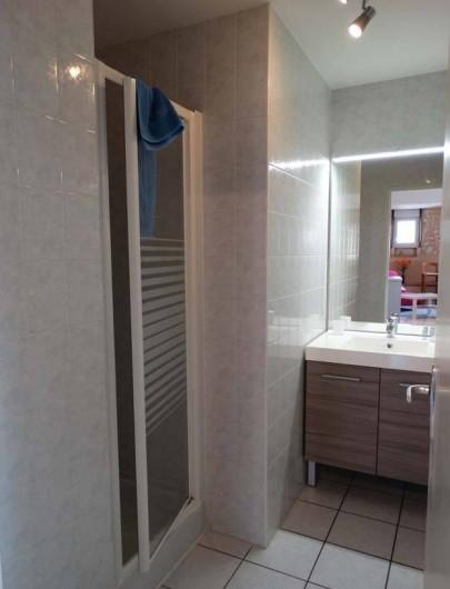 Location de vacances - Gîte à Lisle - Salle douche
