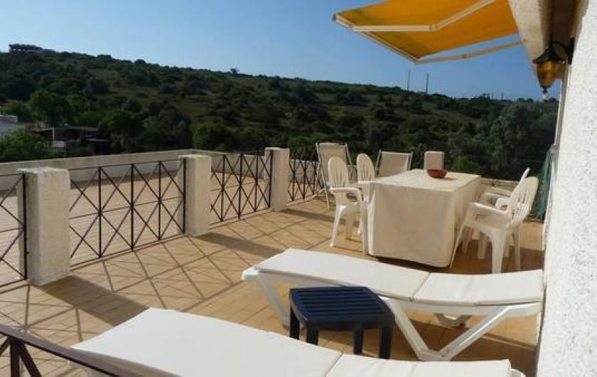 Location de vacances - Appartement à Ferragudo