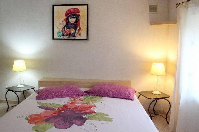 Location de vacances - Appartement à Robion - chambre mezanine