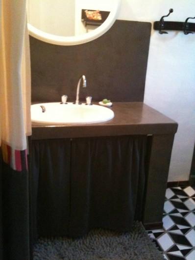 Location de vacances - Villa à Saignon - sale de bain