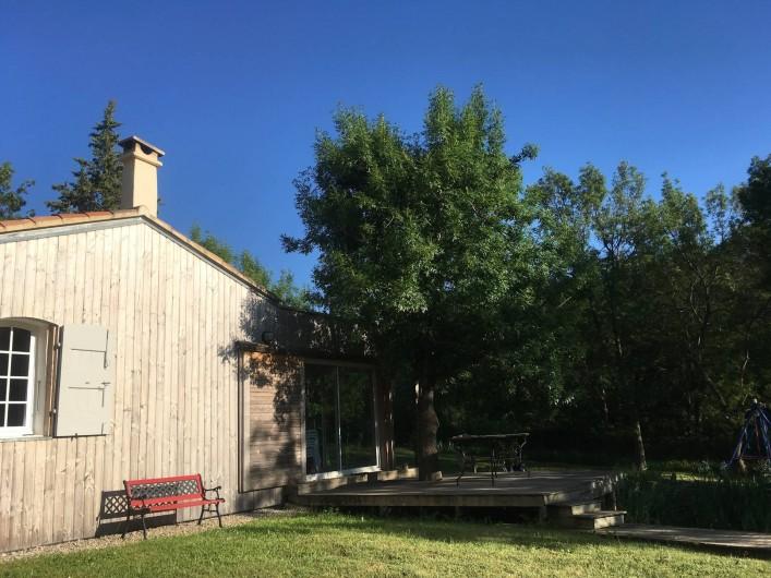 Location de vacances - Villa à Saignon