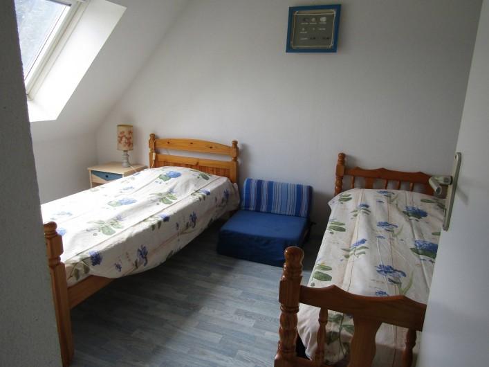 Location de vacances - Maison - Villa à Penvins - 2 lits 90 cm