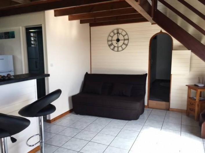 Location de vacances - Chalet à Saint-Leu - Coin salon