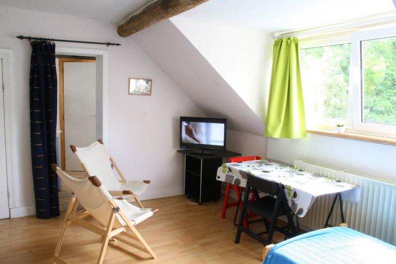 Location de vacances - Studio à Spa - meublé 1 chambre coin salon