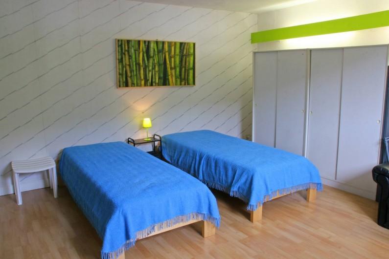 Location de vacances - Studio à Spa - meublé 2 chambre