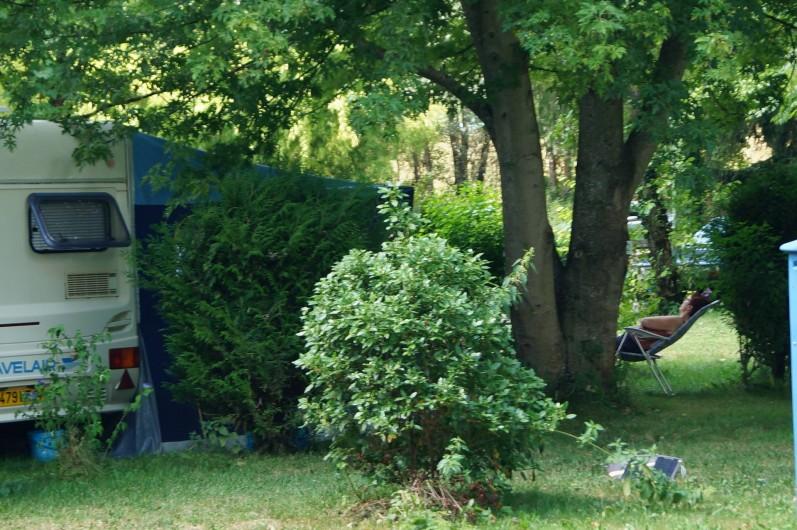Location de vacances - Bungalow - Mobilhome à Chalezeule - La sieste, ça compte