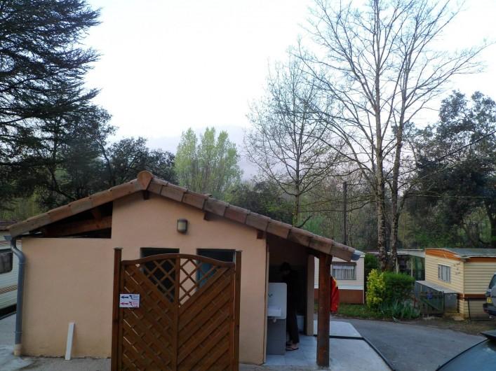 Location de vacances - Bungalow - Mobilhome à Chamborigaud