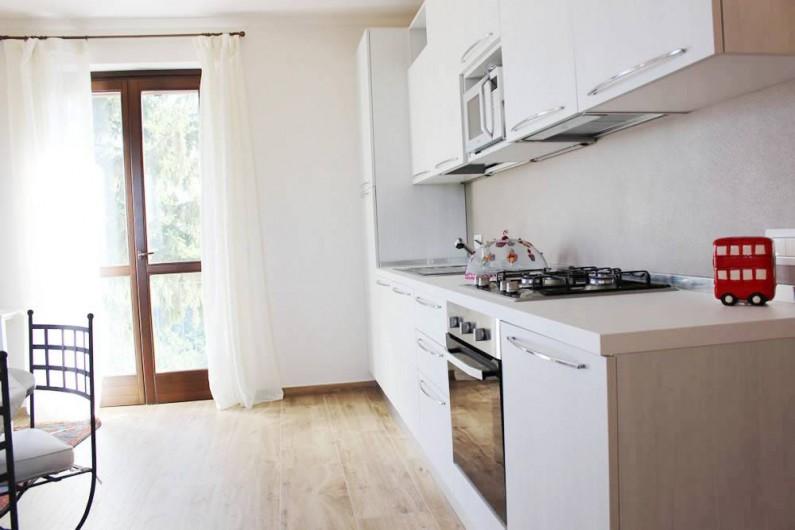 Location de vacances - Chambre d'hôtes à Vigliano d'Asti - Coin cusine