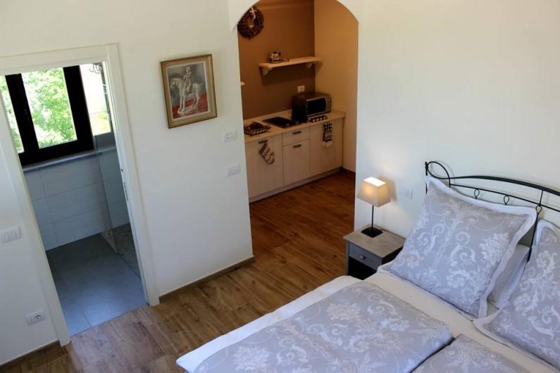 Location de vacances - Chambre d'hôtes à Vigliano d'Asti - La Suite Grigio Perla
