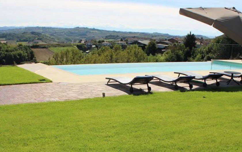 Location de vacances - Chambre d'hôtes à Vigliano d'Asti - Relax