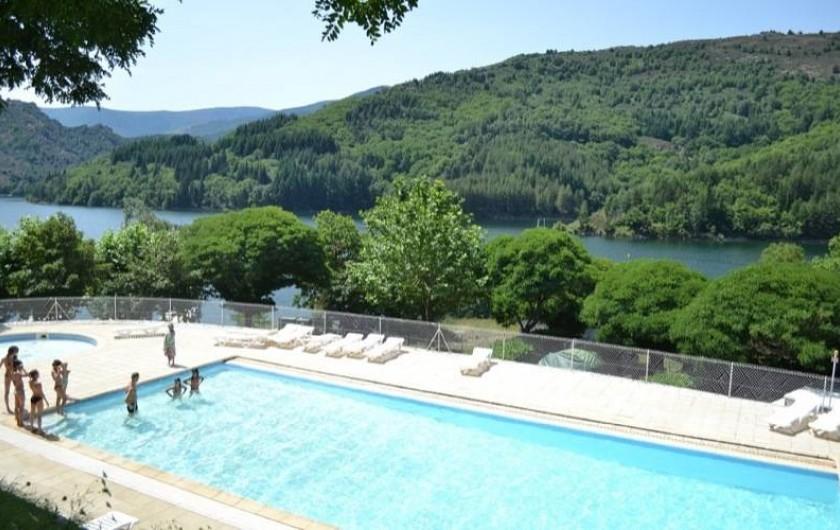 Location de vacances - Camping à Morangiès