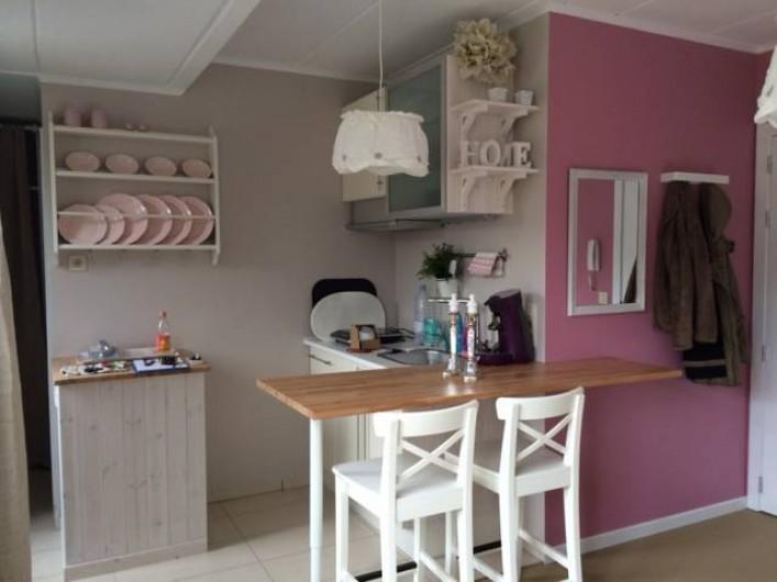 Location de vacances - Studio à Namur - Table mange-debout