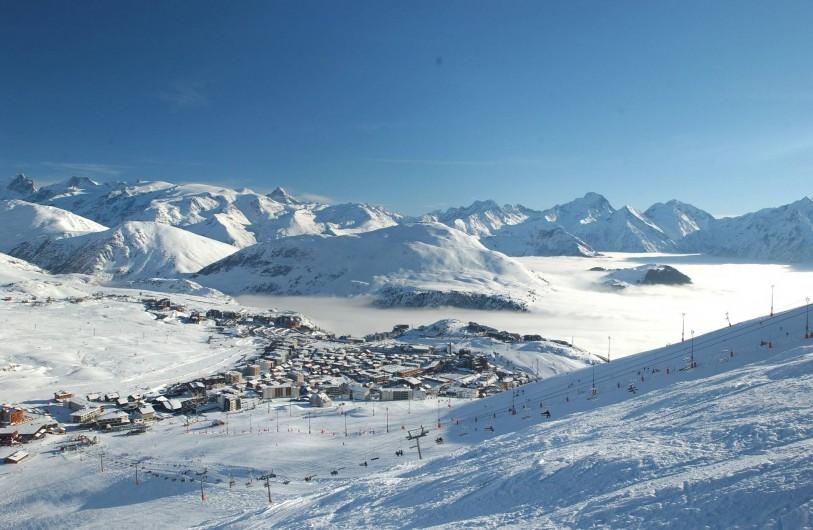 Location de vacances - Chalet à L'Alpe d'Huez - L' Alpe d'huez