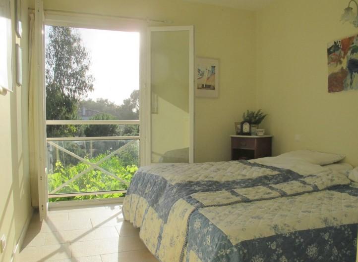 Location de vacances - Villa à Pietrosella - cac 3  deux lits