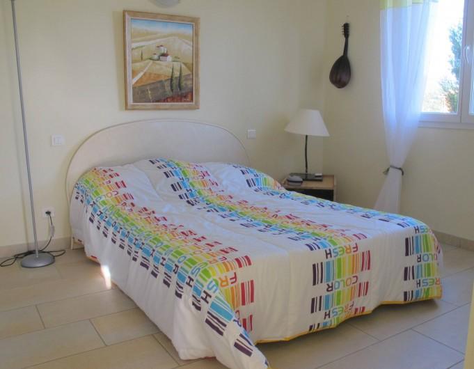 Location de vacances - Villa à Pietrosella - cac 3 ungrand lit