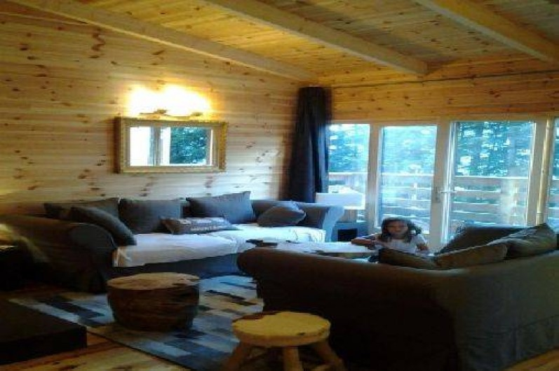 Location de vacances - Appartement à Pra-Loup