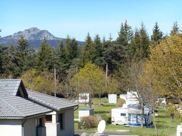 Location de vacances - Camping à Mazet-Saint-Voy