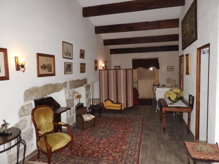 Location de vacances - Chambre d'hôtes à Levie