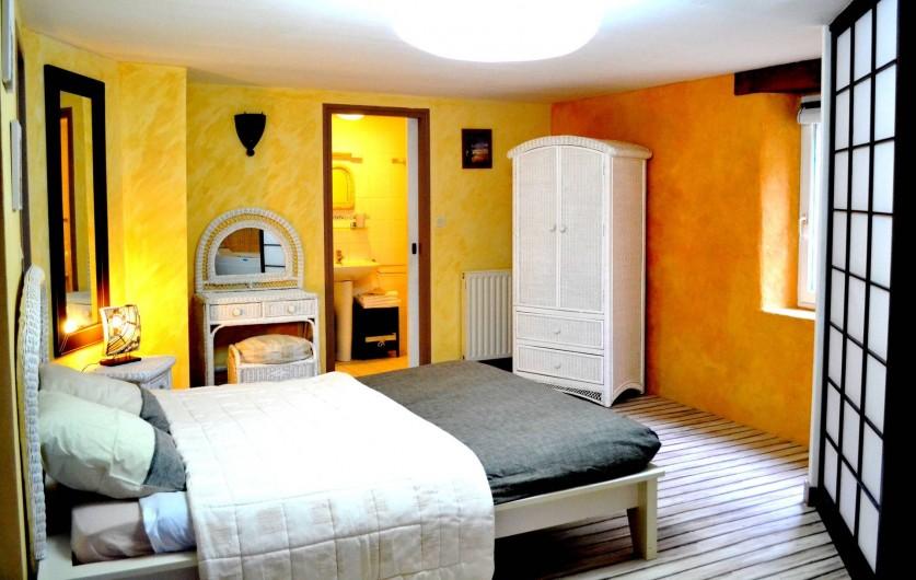 Location de vacances - Chambre d'hôtes à Lanildut - Chambre Bonzaï