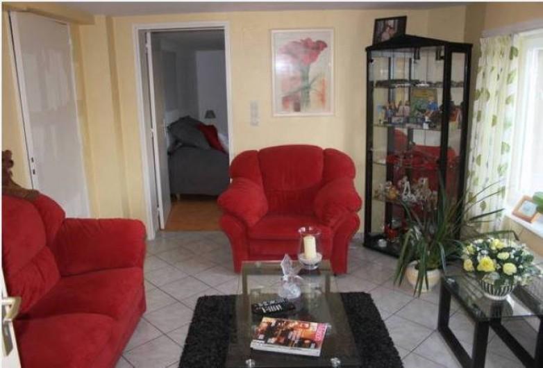 Location de vacances - Appartement à Hilsenheim