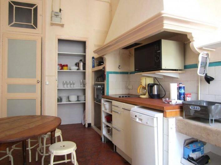 Location de vacances - Appartement à 6e Arrondissement - Cuisine