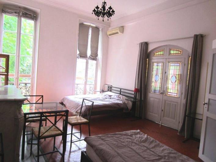 Location de vacances - Appartement à 6e Arrondissement - Chambre 1