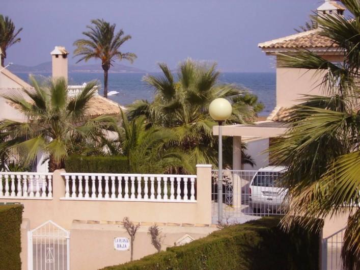 Location de vacances - Villa à Estrella De Mar