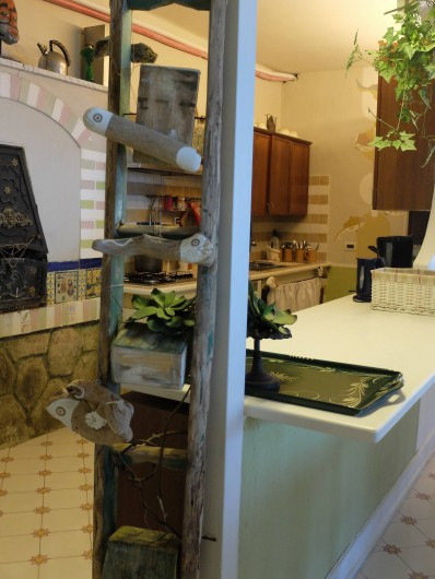 Location de vacances - Villa à Massa Lubrense - Cuisine
