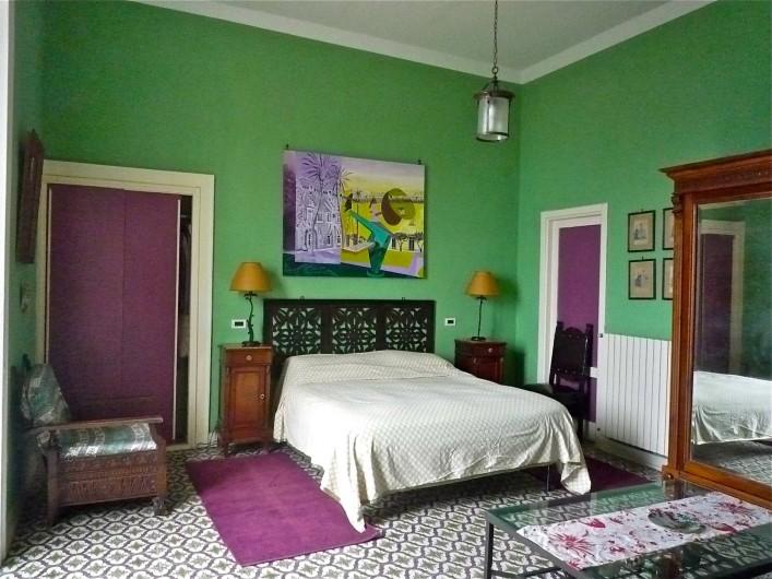 Location de vacances - Villa à Massa Lubrense - Chambre Giada