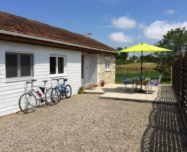 Location de vacances - Gîte à Savignac-sur-Leyze - Gîte Sarlat