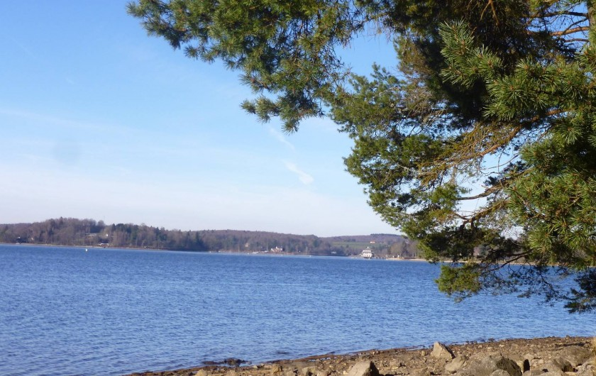 Location de vacances - Villa à Moux-en-Morvan - lac des Settons