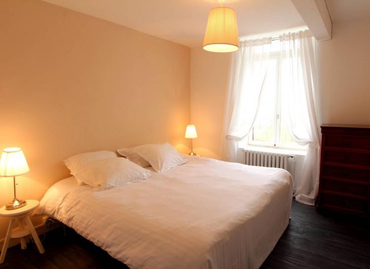 Location de vacances - Villa à Moux-en-Morvan - chambre entracte