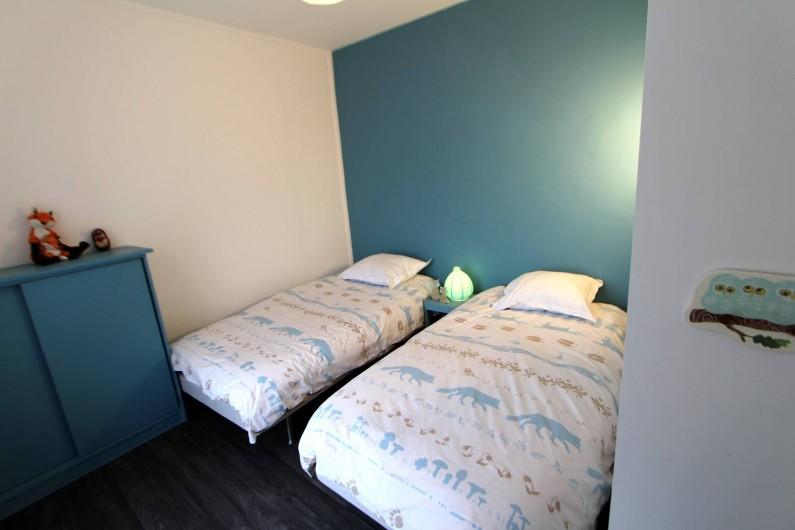 Location de vacances - Villa à Moux-en-Morvan - chambre enfants
