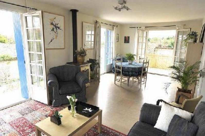 Location de vacances - Appartement à Talmont-sur-Gironde