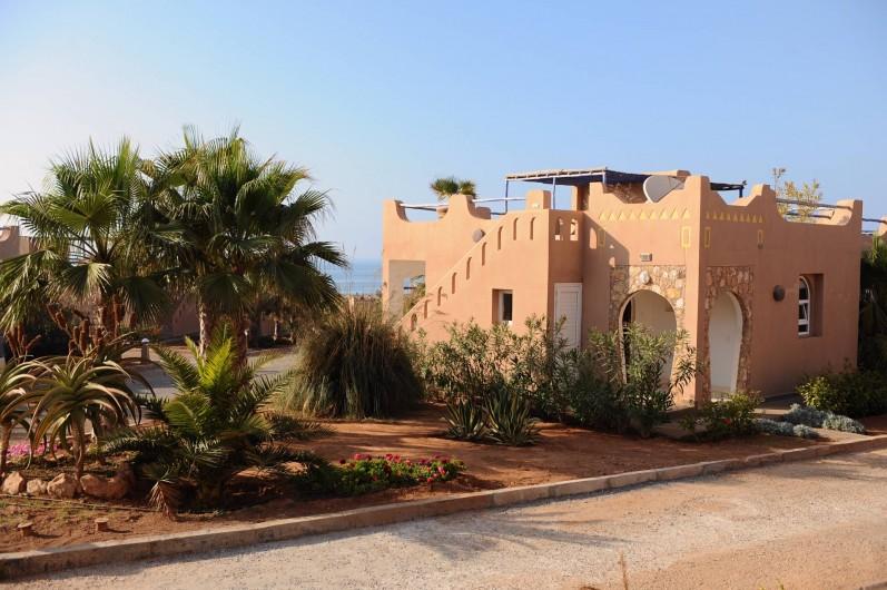 """Location de vacances - Villa à Mirleft - La villa """"Dounia"""""""