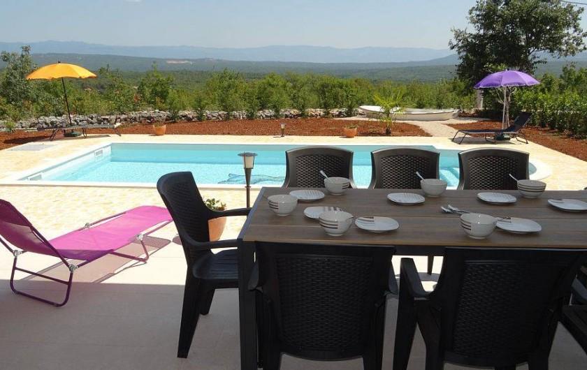 Location de vacances - Villa à Vrh