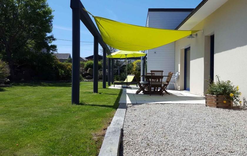 Location de vacances - Villa à Plouescat
